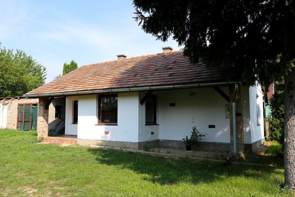 Falusi 72-es ház